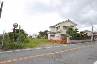 千葉市中央区蘇我 土地 蘇我駅 前面道路広々7.2m!駐車も安心です!