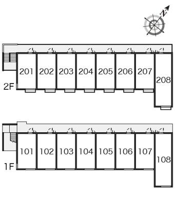 【地図】ヴィアロ堀切レジデンス