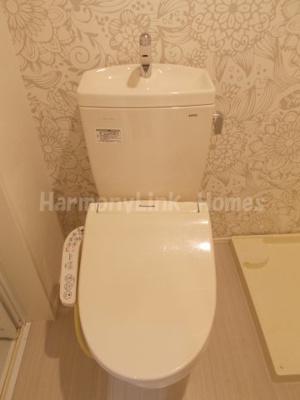 ハーモニーテラス足立のトイレ