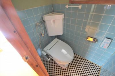 【トイレ】恩智北町4丁目戸建