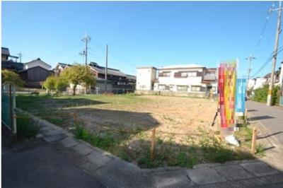 【外観】伏見区羽束師古川町 建築条件付売土地