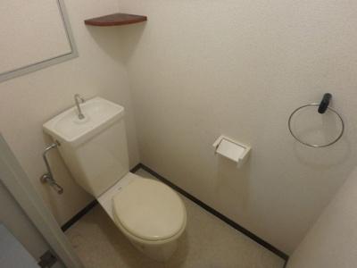 【トイレ】サーティ西尾