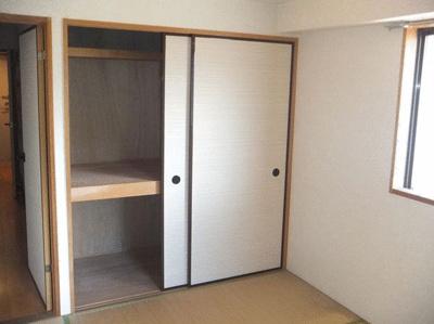 【寝室】SS CERES HAITSU(エスエスセレス)