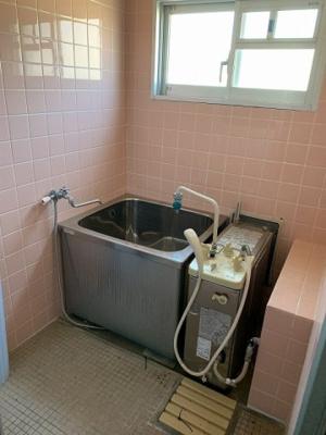 【浴室】土佐清水マンション