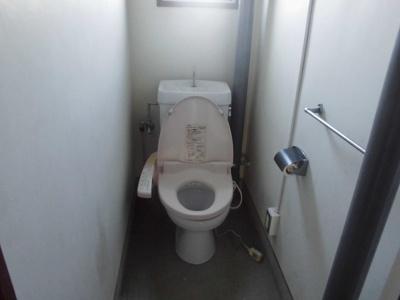 【トイレ】土佐清水マンション