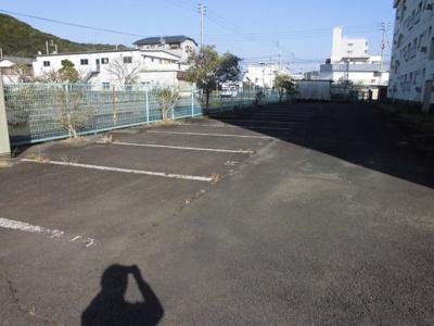 【駐車場】土佐清水マンション