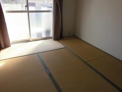 【寝室】土佐清水マンション