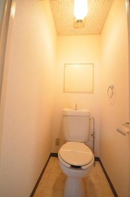 【トイレ】クロスデータビル№14
