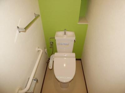 【トイレ】サウスサイドなにわ筋