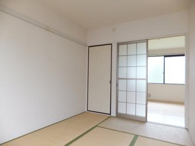 【和室】石橋ハイツC棟