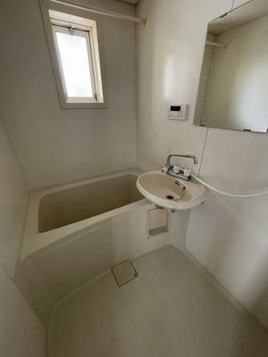 【浴室】秋山コーポ