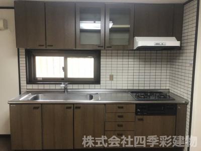 【キッチン】【土日内覧OK】ライオンズプラザ宇栄原