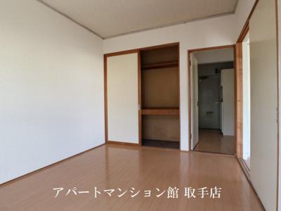 【居間・リビング】エステートピア白山
