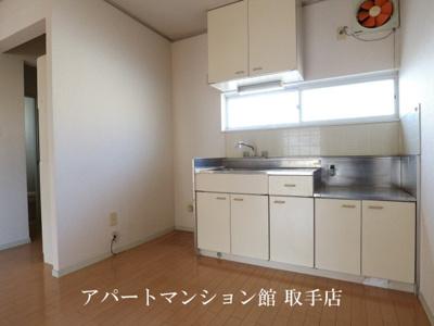 【キッチン】エステートピア白山