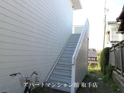 【その他】エステートピア白山