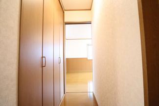 廊下を抜けると、、、