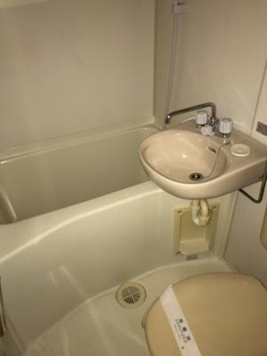 【浴室】藤和ハイツ