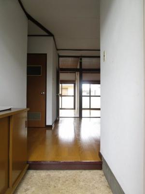 【玄関】青木スカイコーポ