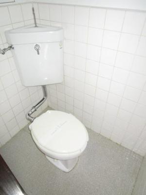 【トイレ】青木スカイコーポ