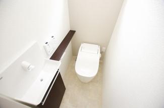 【トイレ】エスポワール・レーヴ