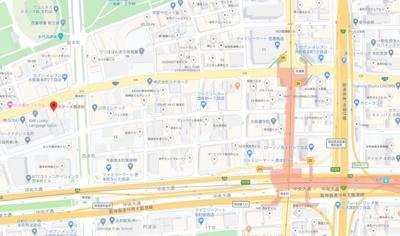 【地図】カナード西本町