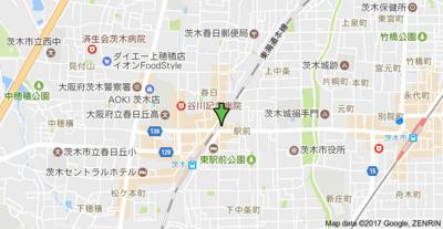 【地図】カーサブリランテ