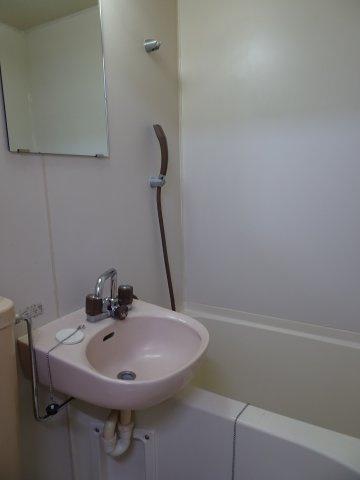【浴室】メゾン・ド・シルブルー