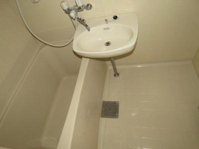 【浴室】メゾーネ茨木