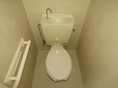 【トイレ】メゾーネ茨木