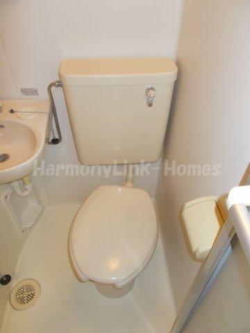 Flat新大塚のトイレ