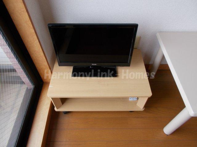 Flat新大塚はTVが付いてます(お得)