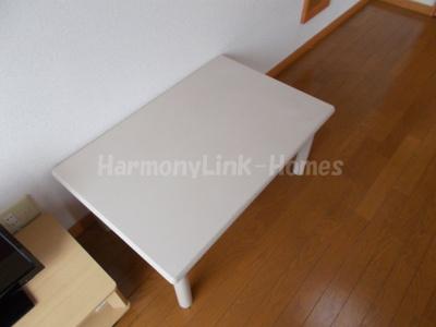 Flat新大塚のテーブル