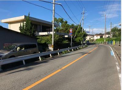【前面道路含む現地写真】和歌山市加太 売地