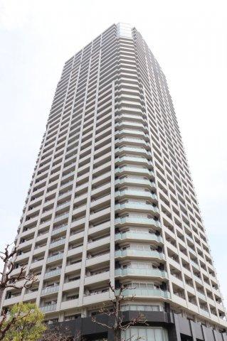 【外観】関西最大級の壮大な、街づくりの集大成を担う免振タワ―レジデンス『セントプレイスタワー』
