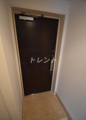 【玄関】麻布十番レジデンス