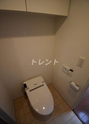 【トイレ】麻布十番レジデンス