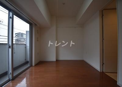 【居間・リビング】麻布十番レジデンス