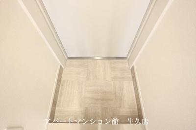【玄関】Rucota