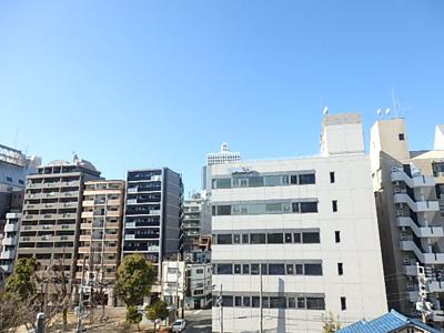 【展望】ロイヤルハイツ江戸堀西公園