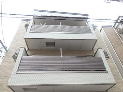 【外観】アクロス今里アパートメント