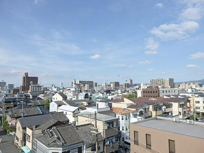 【展望】フェルティー・シャトー緑橋