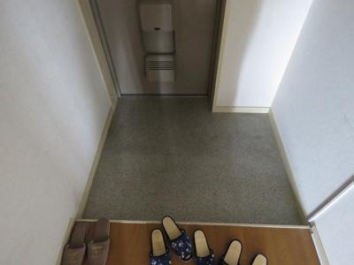 【玄関】第1山本マンション