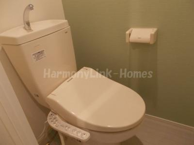 NanoIro Cuoreの落ち着いたトイレです☆(別部屋参考写真)