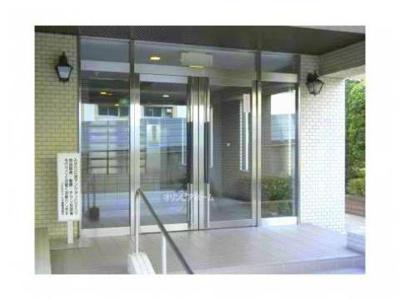 【エントランス】コスモウィル大島 3F 66.05㎡ リ ノベーション済