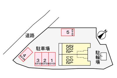 【区画図】ガーデンヒル