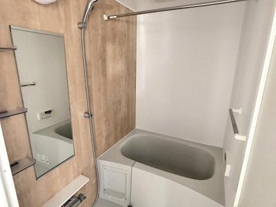 【浴室】ガーデンヒル