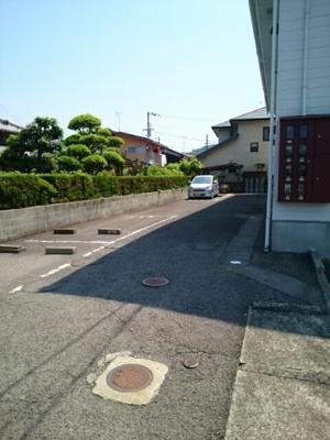 【駐車場】シーサイドコート