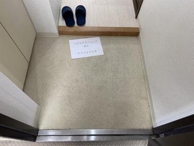 【玄関】サイプレス北新宿
