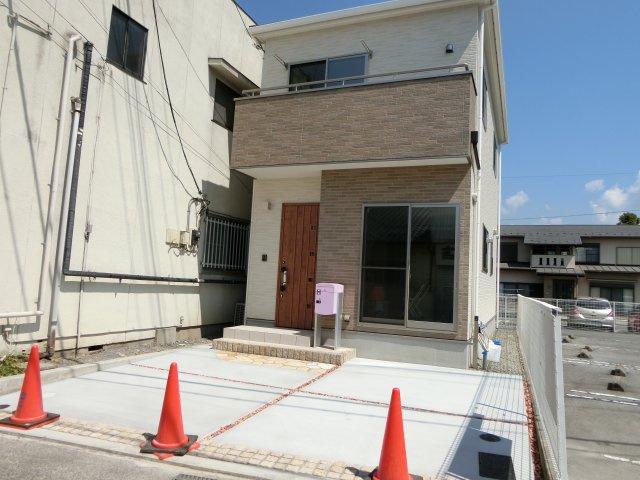 【外観】甲府市上石田2丁目 建売住宅