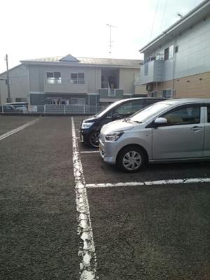 【駐車場】シャルマンハイム